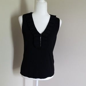 Cable & gauge tank top